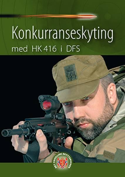 KONKURRANSESKYTING MED HK416